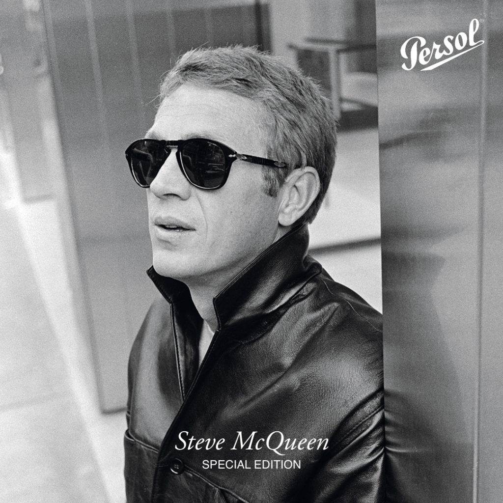 Steve McQueen edizione Persol
